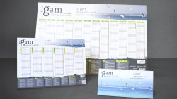 Calendriers Igam